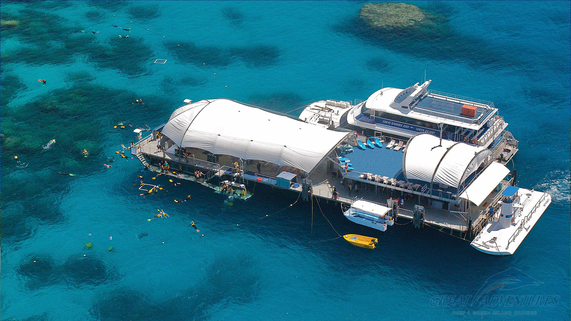 Outer Great Barrier Reef Platform